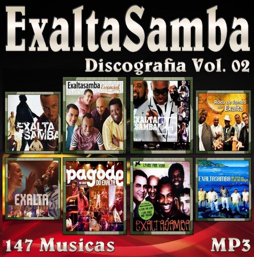BAIXAR 2011 DE CD EXALTASAMBA