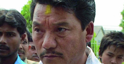 Fresh case against Bimal Gurung