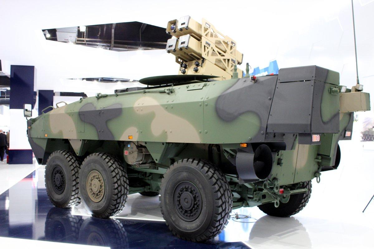 Patria AMV XP Images