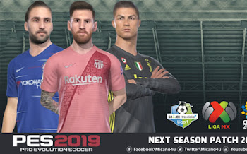Next Season Patch   PES2019   PC   Steam   CPY   Released