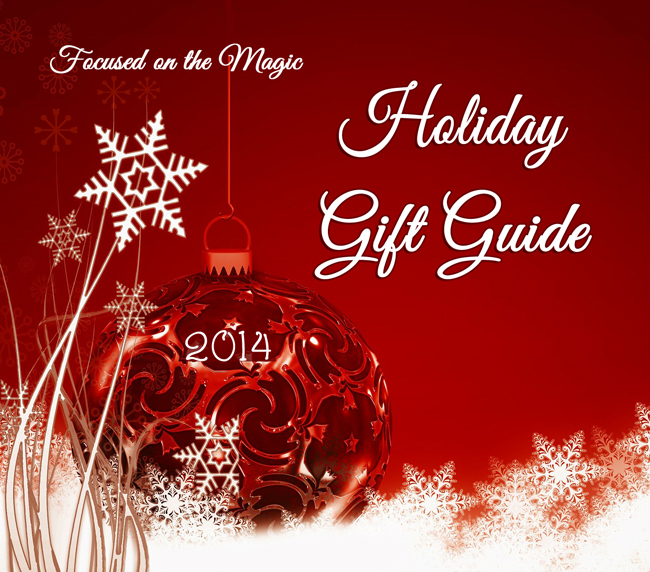 Focused on the Magic Christmas Gift Guides