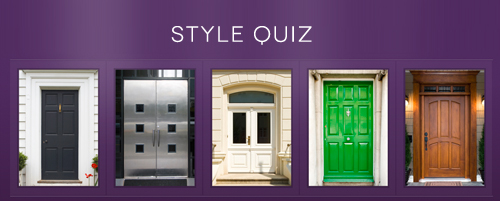 Take a decorating style quiz | How About Orange