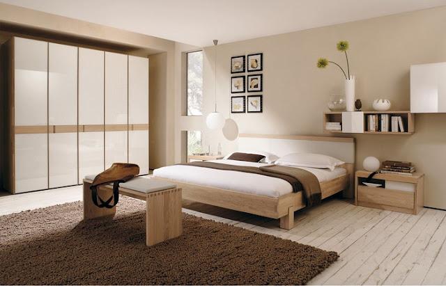 kamar tidur elegan