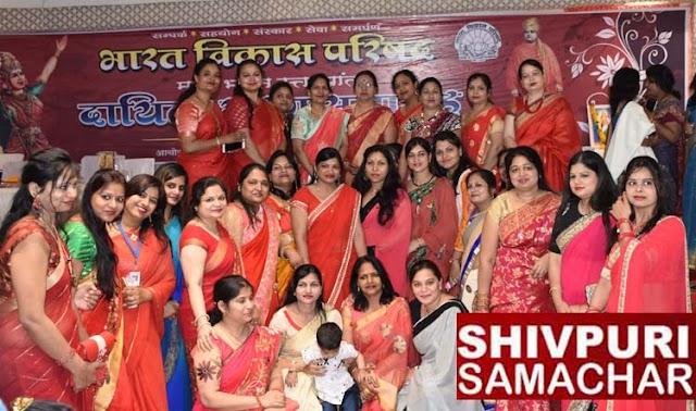 भाविप की वीर तात्याटोपे शाखा का दायित्व ग्रहण समारोह: नवीन कार्यकारिणी को दिलाई शपथ | SHIVPURI NEWS
