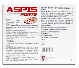 What Are The Active Ingredients of Aspis Forte?