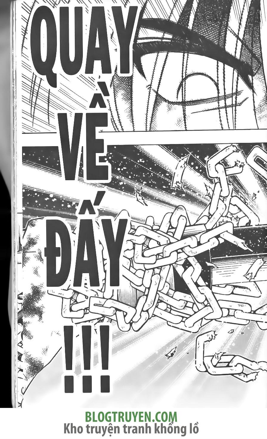 Rurouni Kenshin chap 224 trang 17