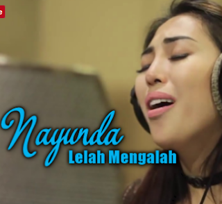 Download Lagu Nayunda Lelah Mengalah Mp3 Single Pop Bikin Baper