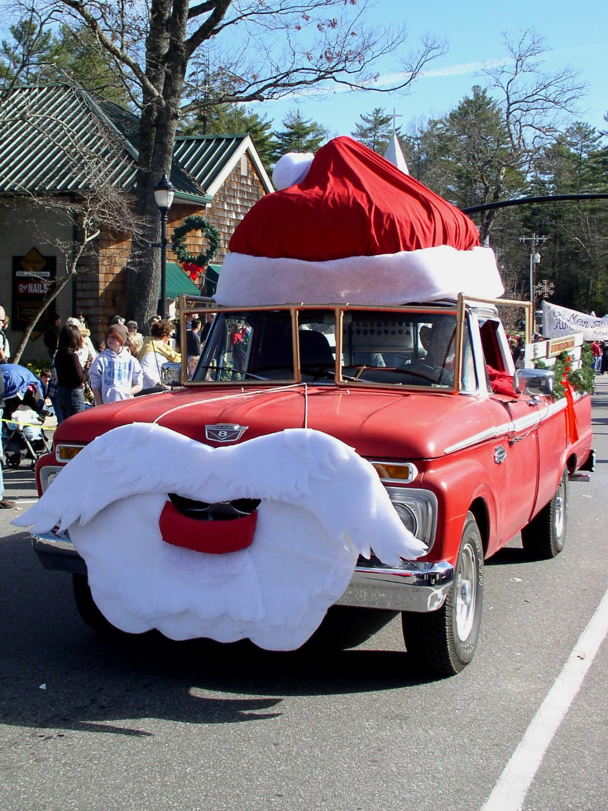 The Carpetbagger Small Town Christmas Parades