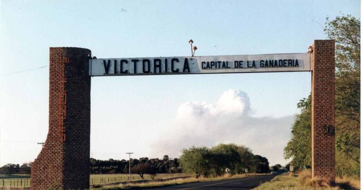 Acceso a Victorica