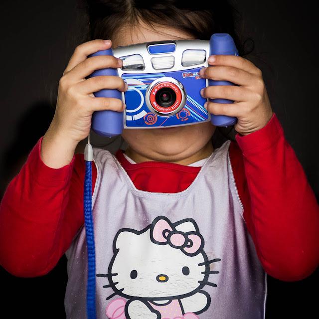 Mejor una cámara sencilla