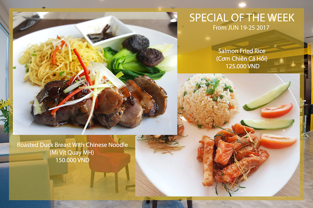 SPECIAL OF THE WEEK only from Jun 19-25