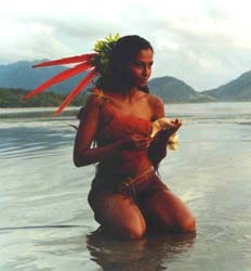 caramuru film in ilha itaparica bahia brasil