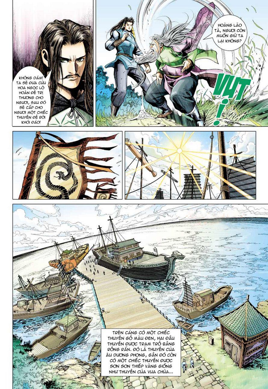Anh Hùng Xạ Điêu anh hùng xạ đêu chap 49 trang 22