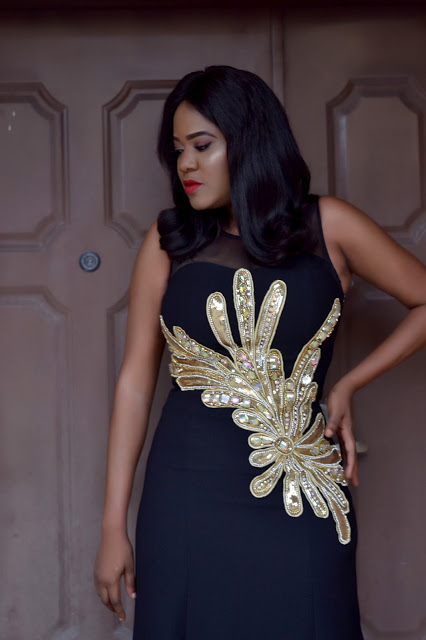 Toyin Aimakhu Is Exceptional As She Rocks Black Outfit To 'zahra' Movie Premiere2