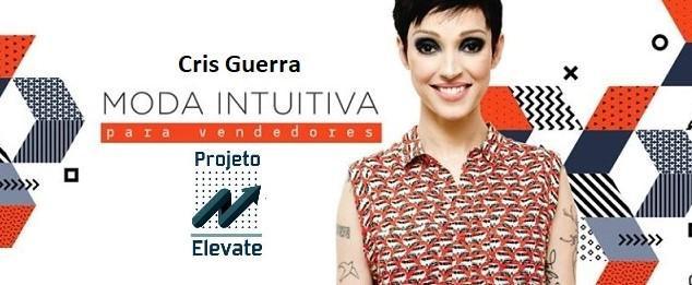 Moda intuitiva para vendedores com Cris Guerra, no Brasília Shopping