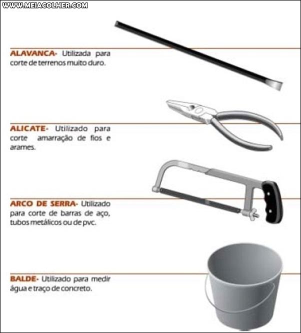 ferramentas de pedreiro 1