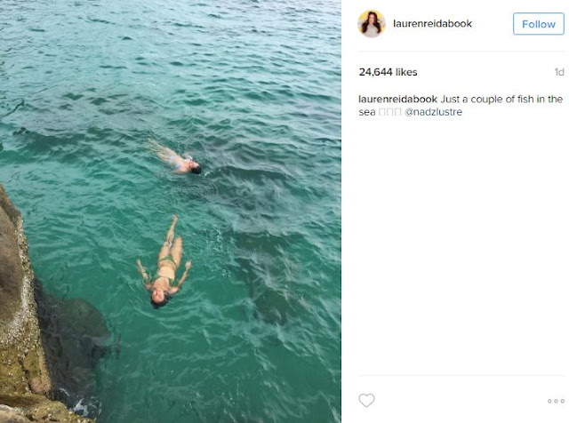 Viral Photos of Nadine Lustre Showing off Her Sexy Body While at a Beach in Batangas Will Make You Drool!