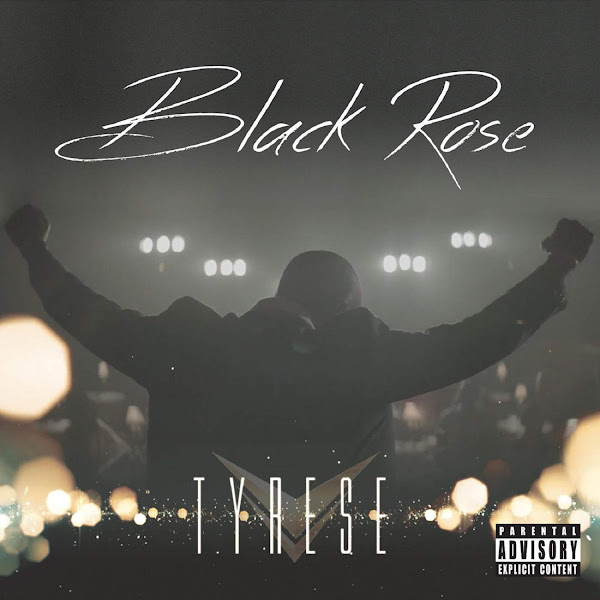 Tyrese - Black Rose Cover