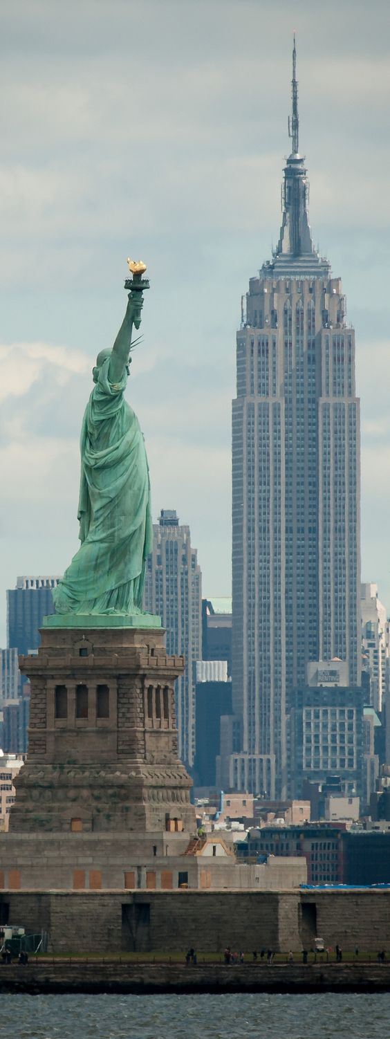 Statue of Liberty, New York City, New York State, USA