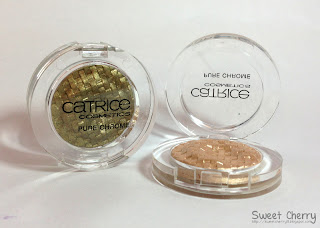 Catrice spectaculART LE - Pure Chrome Eyeshadow
