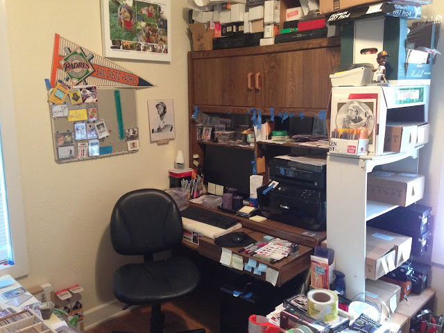 A Quick Post Of My Card Room To Try Get Into Judsons Contest Its Currently Mess Sometimes Less Messy