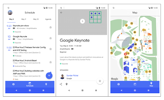 Google releases source for Google I/O 2018 for Android