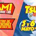 Tsunami Campeche 2018 - Campeche, México, 5 y 6 de Mayo 2018