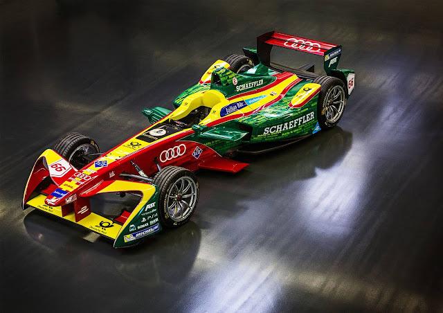 Audi Formula E