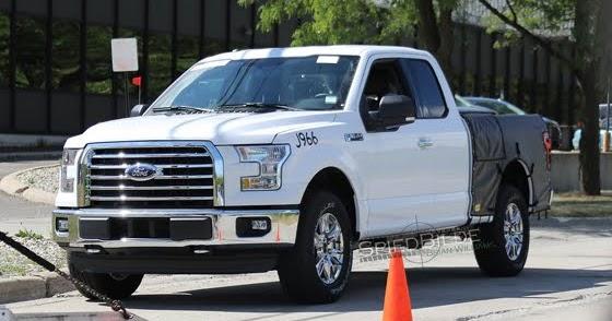 commercial truck success blog spied 2018 ford f 150 turbo diesel. Black Bedroom Furniture Sets. Home Design Ideas