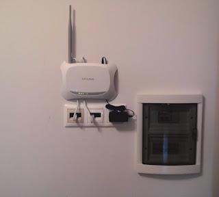 Как проложить и подключить интернет, ТВ и аудио-видео кабель   Электрик d8eaabd2222
