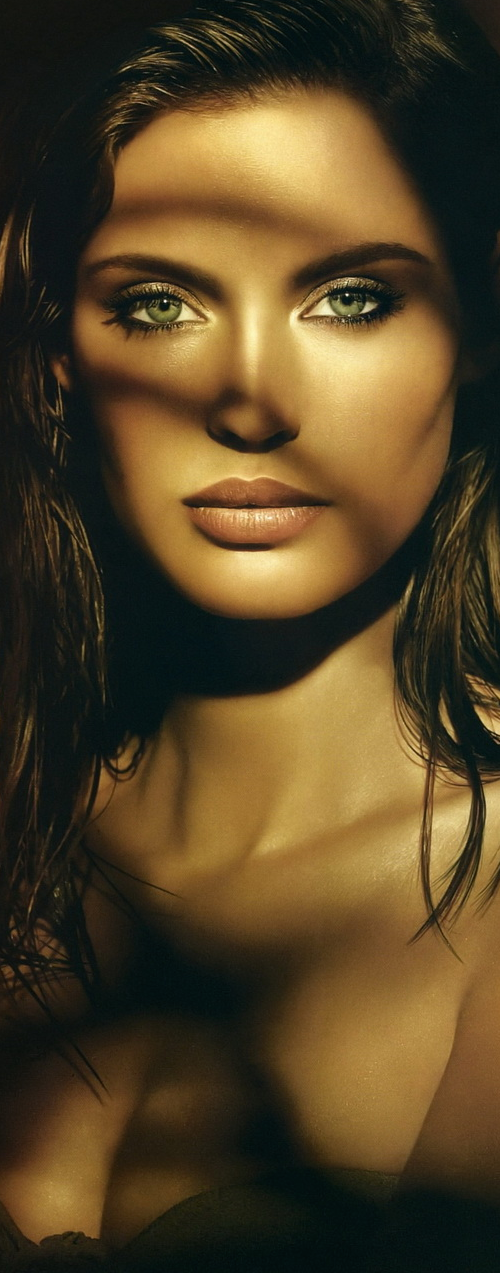 BIANCA BALTI for Guerlain Terracotta