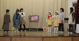 布寄小学校・全児童7人の最後の発表会