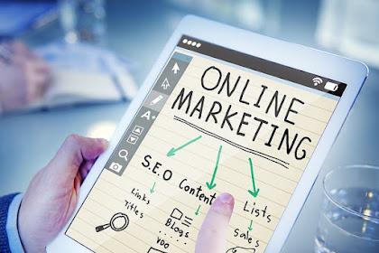Mengenal Internet Marketing (Pemasaran Daring), Manfaat, Jenis, Bentuk, dan Yang Harus Diperhatikan