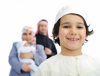 anak muslim harus tahu