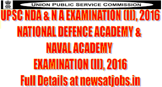 upsc+nda+and+na+examination+2016