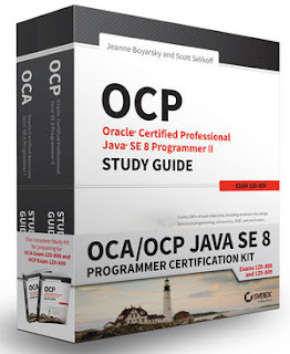 What is the cost of Oracle Java 8 Certifications