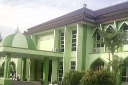 Jurusan dan Daya Tampung SPAN PTKIN Institut Agama Islam Negeri Syaikh Abdurrahman Siddik Bangka Belitung  (IAIN Syaikh Abdurrahman Siddik Bangka Belitung)