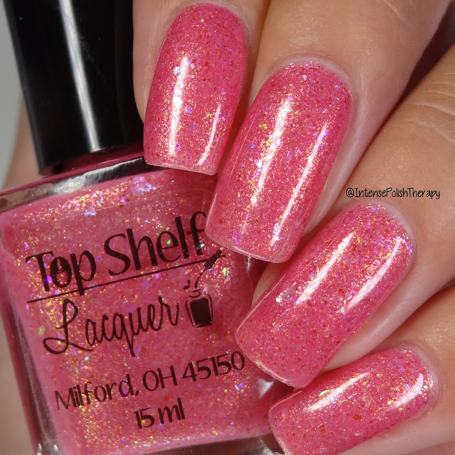 Top Shelf Lacquer The Ten Club