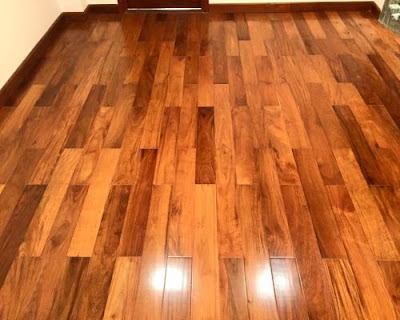 Vai trò của lớp lót khi lắp đặt sàn gỗ tự nhiên