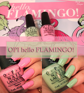 OPI Hello Flamingo