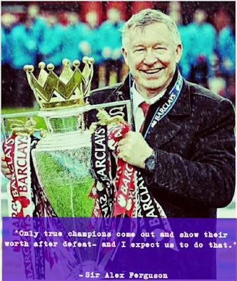 Sir Alex Ferguson quotes