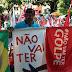 Milhares de pessoas participam de ato em defesa da democracia em Imperatriz