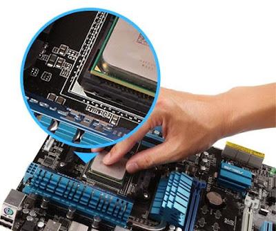 Cara Merakit Komputer (PC) Lengkap dengan Gambar