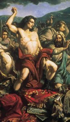 Martí Alsina, El último día de Numancia