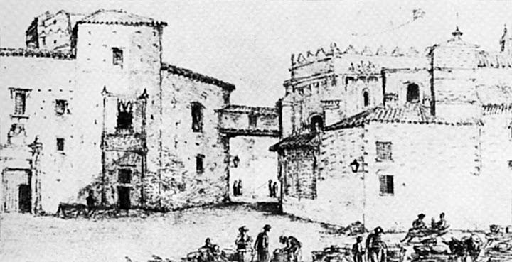 Palacio Marqueses de la Algaba