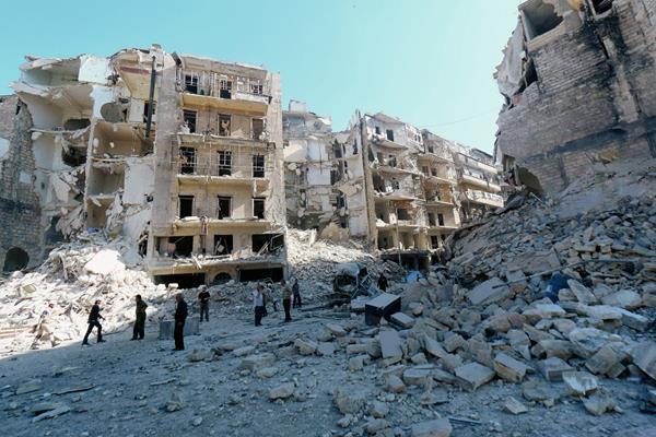 Política internacional. El infierno de Siria