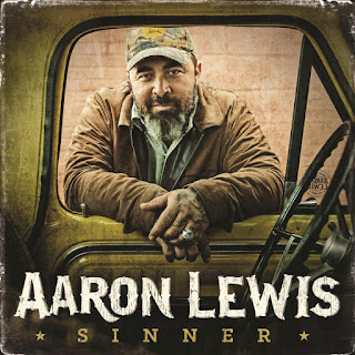 Aaron Lewis - Sinner (2016) - Album Download, Itunes Cover, Official Cover, Album CD Cover Art, Tracklist