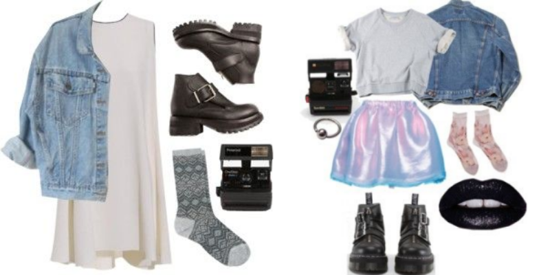 party-outfits-grunge