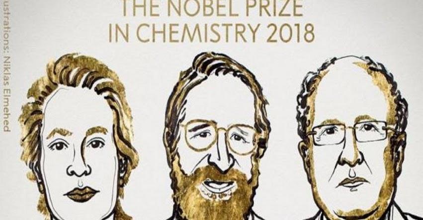 El Nobel de Química premia a tres «domadores» de la evolución