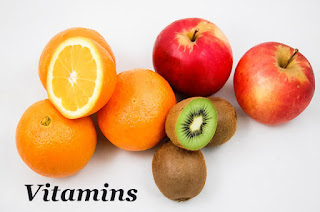 Vitamin values and their health benefits